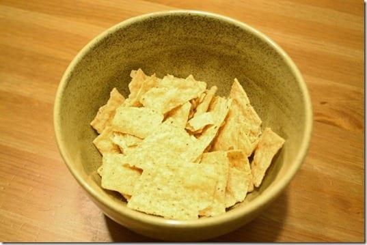 chips for tortillas