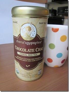 diet food chocolate tea