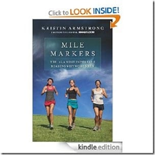 mile markers 2011 Holiday Gift Guide for Runners