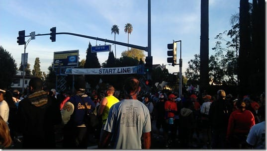 mission inn start line thumb Mission Inn Half Marathon