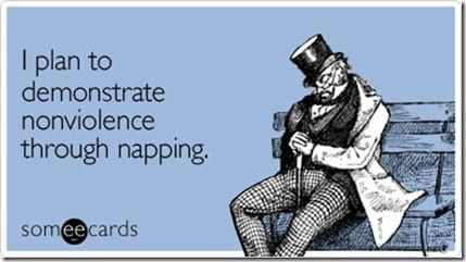 nap or coffee