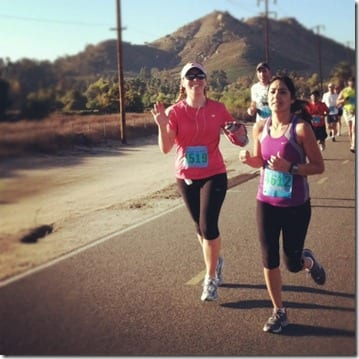 running mission inn half thumb I'm Thankful 2011