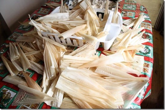 oujas for tamales