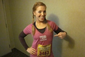 Rock N Roll Las Vegas Half Marathon '11