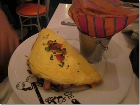 the hangover omlett