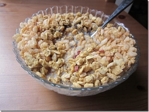 cereal with a capital c