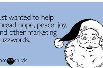I'm Like Santa Claus…
