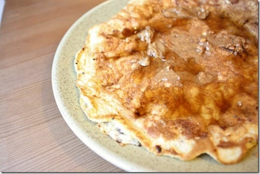 IMG 4900 800x533 thumb Protein Pancakes with Chickpea Flour