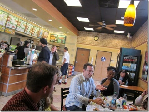jared at subway