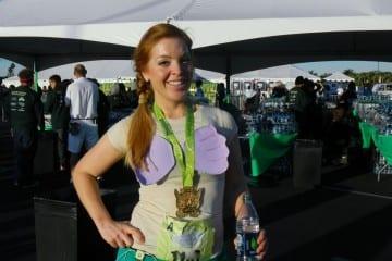 Tinker Bell Half Marathon Recap