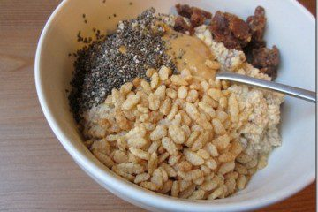 Egg Oats Recipe–High Protein Breakfast