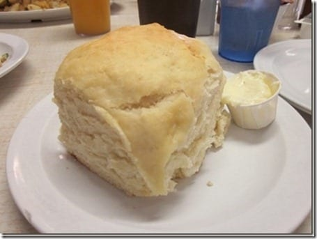 gaffey street diner biscuit thumb Must Eats in the OC