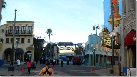 running through california adventure thumb Tinker Bell Half Marathon Recap
