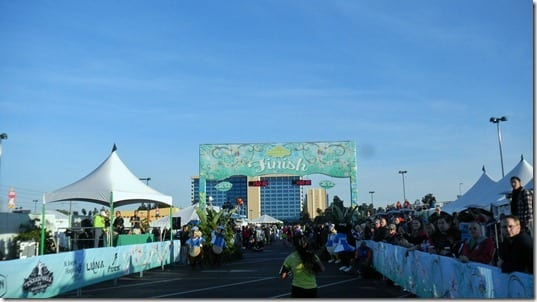 tinkerbell finish line