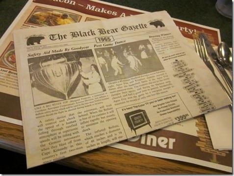black bear diner menu
