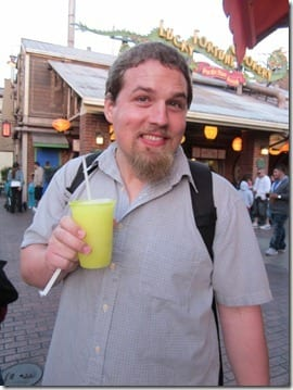 margarita at california adventure