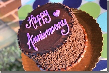 anniversary cake thumb 12 Things I've Learned From Blogging