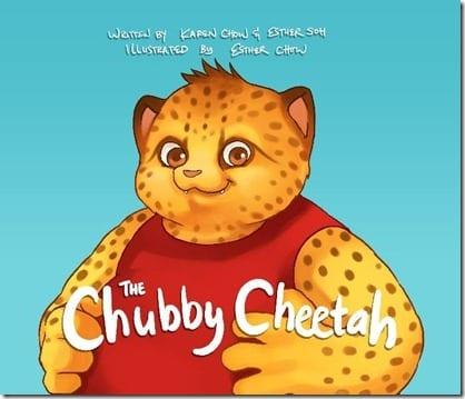 chubby cheetah