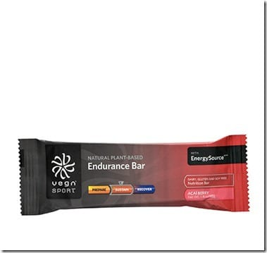 vega endurance bar
