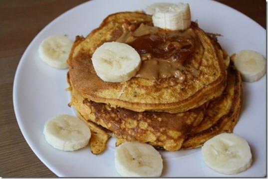 pumpkin pancakes recipe gluten free