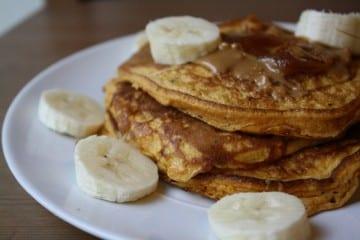 Gluten Free Pumpkin Pancakes Recipe