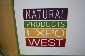 Natural Products Expo West 2012