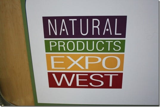 IMG 7336 800x533 thumb Natural Products Expo West 2012