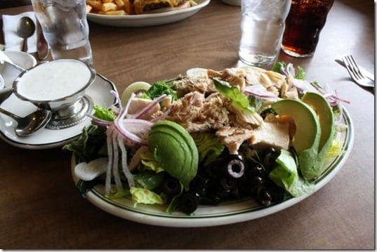 san simeon salad