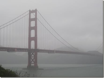 golden gate bridge run Travels