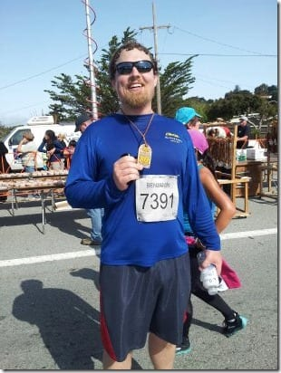 1335718008187 408x306 thumb Big Sur 10.6 Mile Race Review