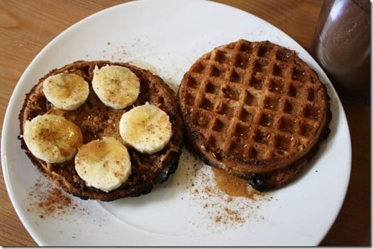IMG 0002 800x533 thumb Van's Power Grains Waffles