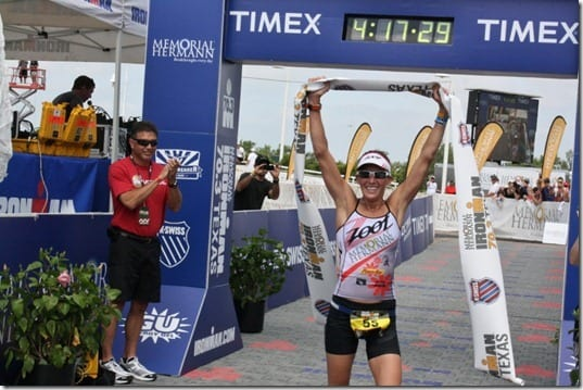 kelly wins ironman texas