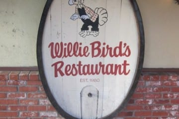 Triple D Restaurant Willie Bird's