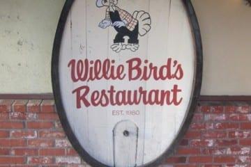 Triple D Restaurant Willie Bird's