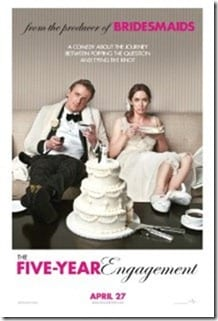 the 5 year engagement