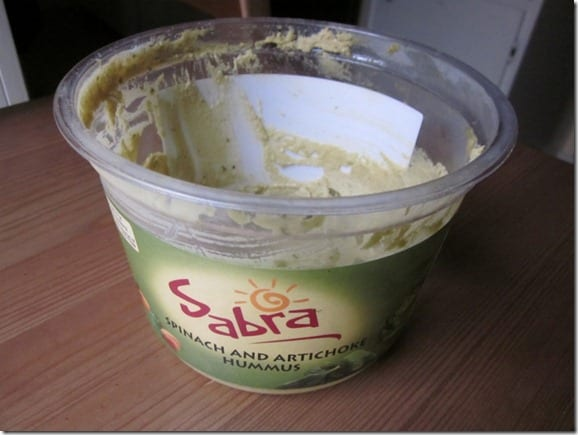 IMG 1434 800x600 thumb Salad in a Sabra Container