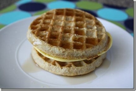 waffle sandwich recipe thumb How to Make An Egg Patty Video