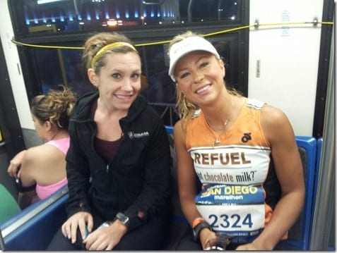 skinny runner blog and Chandra