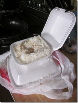 IMG 1658 600x800 thumb Fried Rice Leftovers and New Suitcase