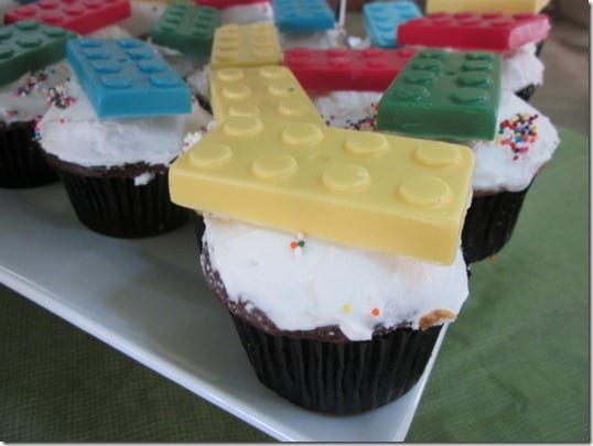 IMG 4914 800x600 thumb Adult Punch and Pac Man Cupcakes