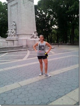 ash bear in ny thumb Rosa Mexicano and Central Park Run
