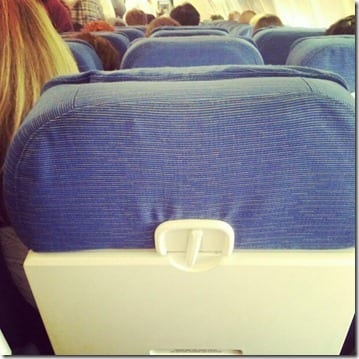 the dreaded middle seat