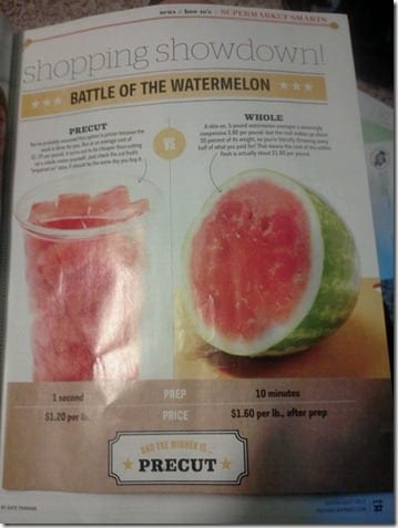 watermelon wars thumb Rachael Ray is a Liar