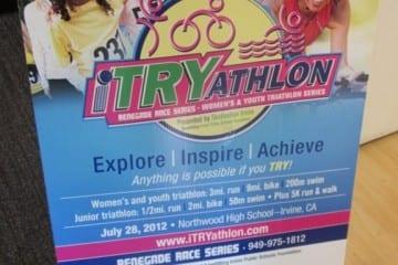 iTryathlon Race Prep