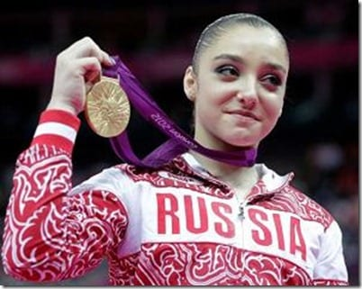 Mustafina Olympic Gold thumb Weight Loss Wednesday   Cara