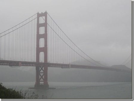 golden gate bridge run thumb Hey, Hey I'm Awake… Are you…