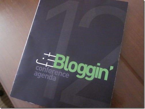 fitbloggin agenda