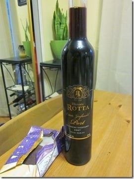 rotta port wine