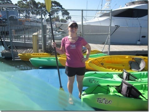 dana point kayaking rental