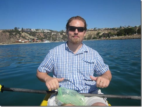 kayak rental dana point